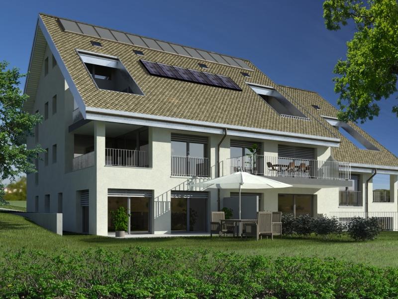 Les résidences du Moulinet